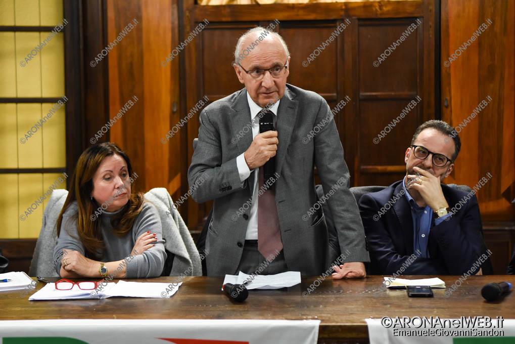 EGS2018_01451   Antonio Saitta, Assessore Sanità Regione Piemonte