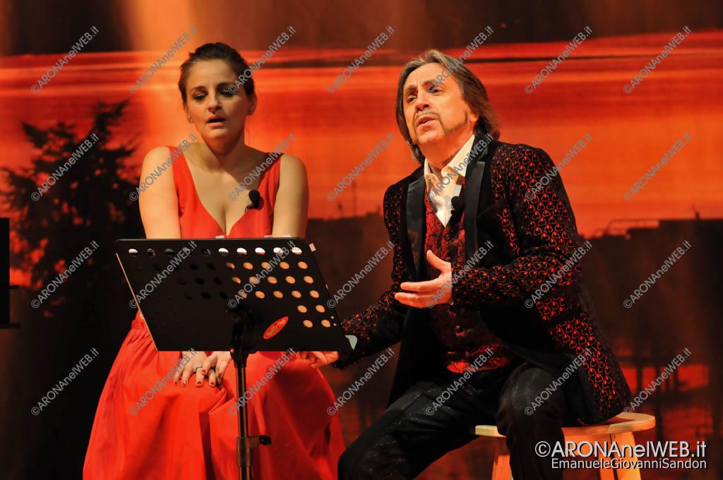 EGS2018_01734 | Giorgio Casciarri con Sara Cervasio