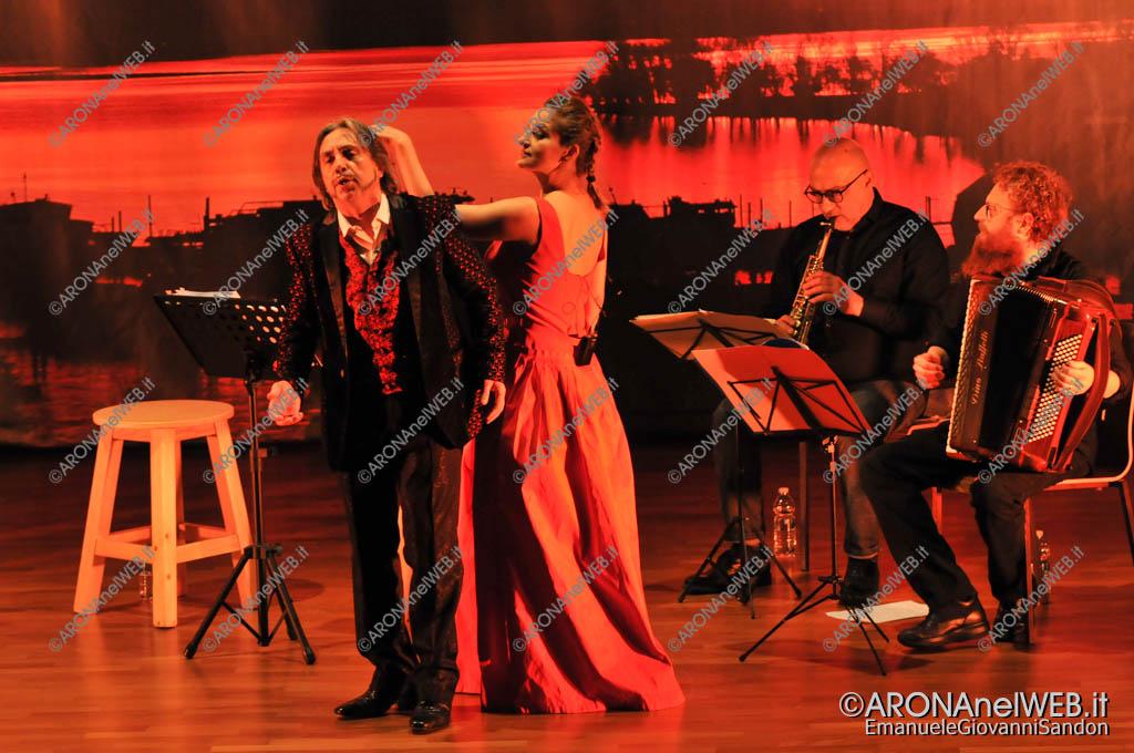 EGS2018_01788 | Giorgio Casciarri con Sara Cervasio