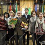 EGS2018_04496 | Carlo Monti con gli allievi dell'Uni Tre Arona