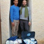 ViaggioSaharawi2018 | Consegna medicinali ospedale Auserd