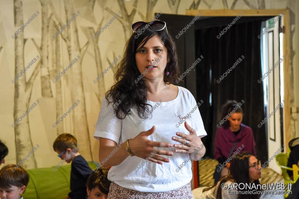EGS2018_05916   Elena Di Giorgi, coordinatore del progetto Family Cafè