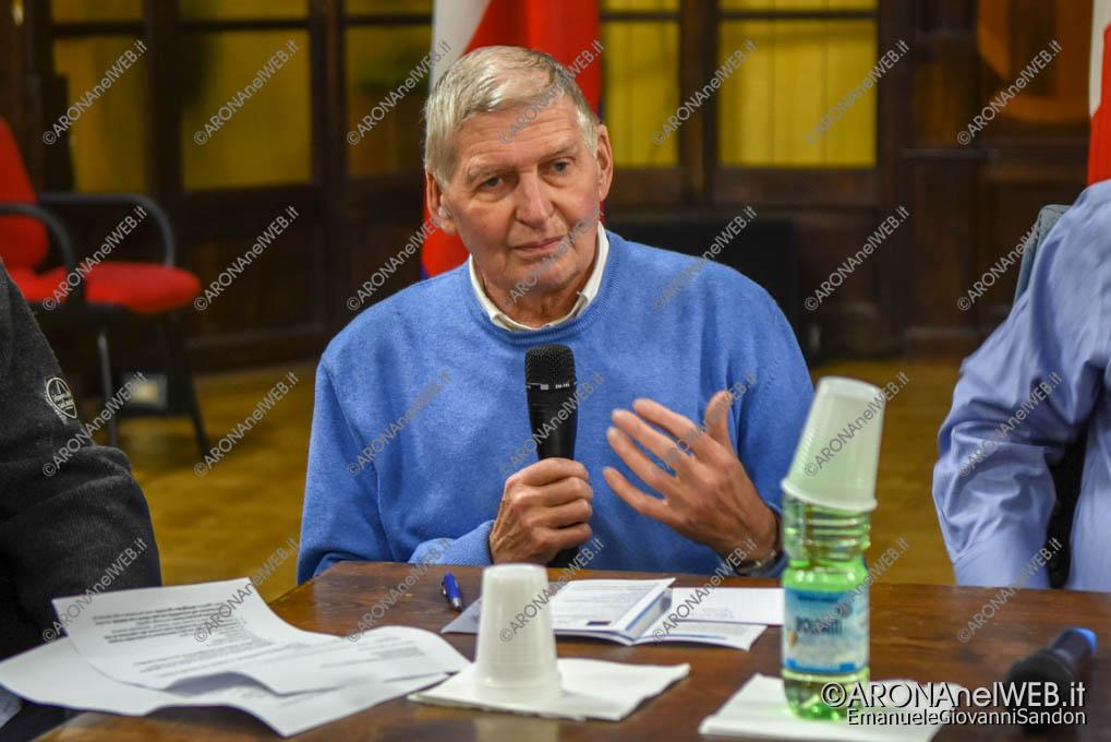 EGS2018_06625   prof. Giannino Piana, presidente dell'associazione Partecipazione e Solidarietà