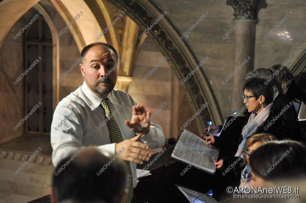 EGS2018_06991 | | M° Matteo Magistrali, direttore del Coro Pieve del Seprio