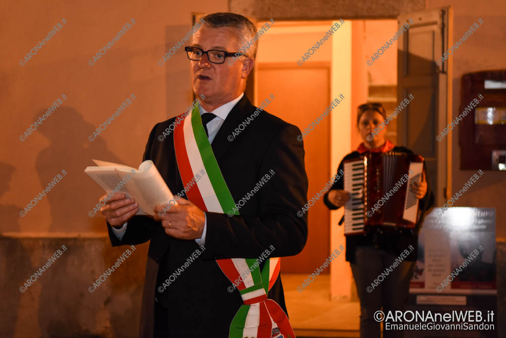 EGS2018_07912 | Fabrizio Berbieri, sindaco di Meina