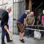 EGS2018_08419 | Il gruppo Gasma colloca il reperto al Museo Civico di Arona