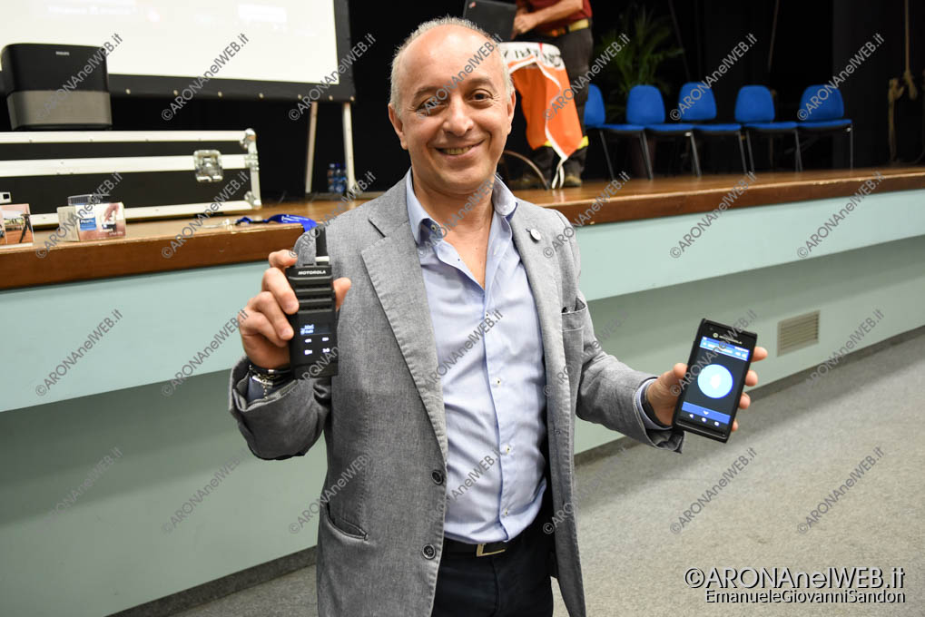 EGS2018_09538 | Sirio Magliocca amministratore delegato di Motorola Solutions Italia