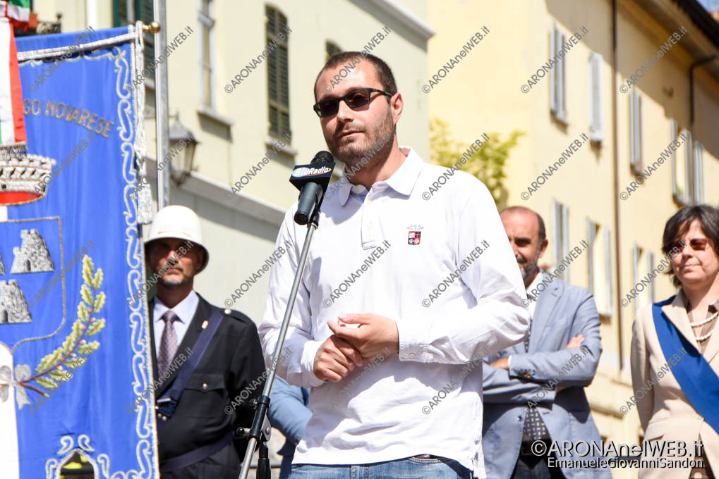 EGS2018_10059 | Tommaso Calisi, rappresentate del Comune di Barisciano