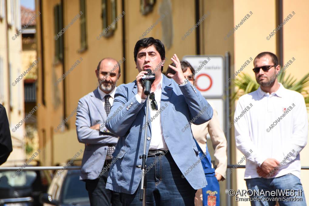 EGS2018_10072 | Daniele Giaime, vicepresidente Centro Servizi Volontariato