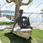 EGS2018_10723 | Il monumento al Barcaiolo sul lungolago di Arona