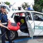 EGS2018_11529 | Polizia locale di Arona, come sedersi correttamente in auto