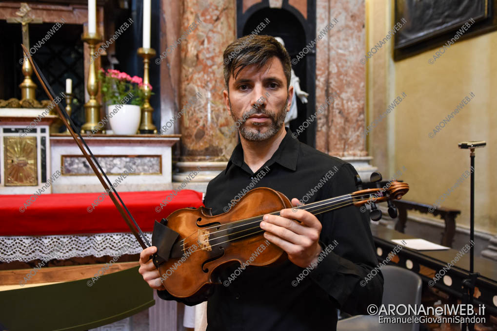 EGS2018_11727 | Gian Andrea Guerra, violino barocco