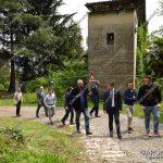 EGS2018_12296 | Andrea Olivero in visita all'Istituto Agrario Cavallini di Lesa