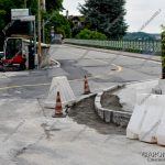EGS2018_14126   28.05.2018 Via Poli, lavori in corso per allargare la carreggiata