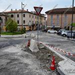 EGS2018_14133   28.05.2018 lavori per migliorare l'ingresso al parcheggio Compagnia Quaranta