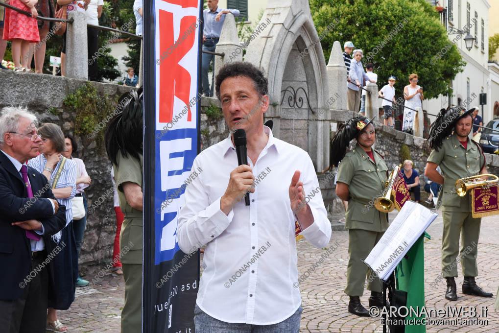 EGS2018_14932 | on. Alberto Gusmeroli, sindaco di Arona