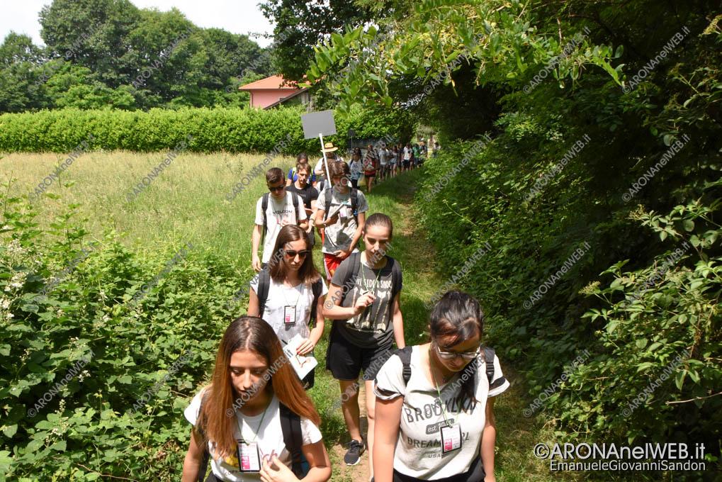 EGS2018_15301   Route 2018 in cammino da Briga Novarese a Borgomanero