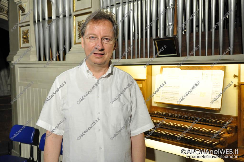 "EGS2018_16375 | Arvid Gast al 13° Festival Organistico Internazionale ""Sonata Organi"""