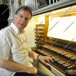 EGS2018_16377 | Arvid Gast all'organo della collegiata di Arona