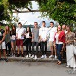EGS2018_16776 | I ragazzi della classe prima del corso di Operatore Turistico di Enaip di Arona - autori della Guida Turistico Emozionale