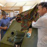 EGS2018_16989   Inaugurazione restauro cannone del monumento agli Alpini di Arona