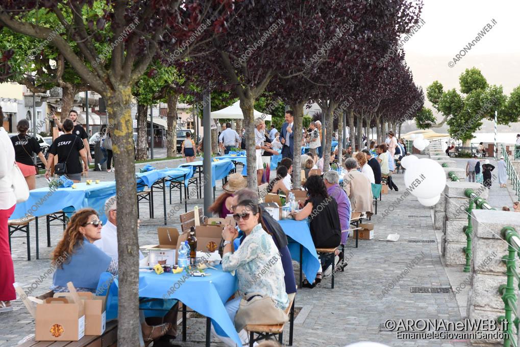 """EGS2018_17979   Cena Benefica """"Le déjeuner sur l'eau"""" ad Arona"""