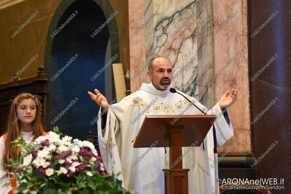 EGS2018_18632 | Fra Daniele Noè celebra la sua prima messa a Dagnente