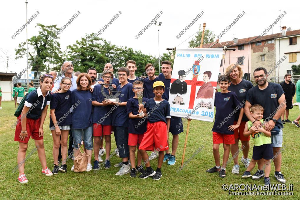 EGS2018_19014   Rione Tri Punt vince il Palio dei Rioni di Mercurago 2018