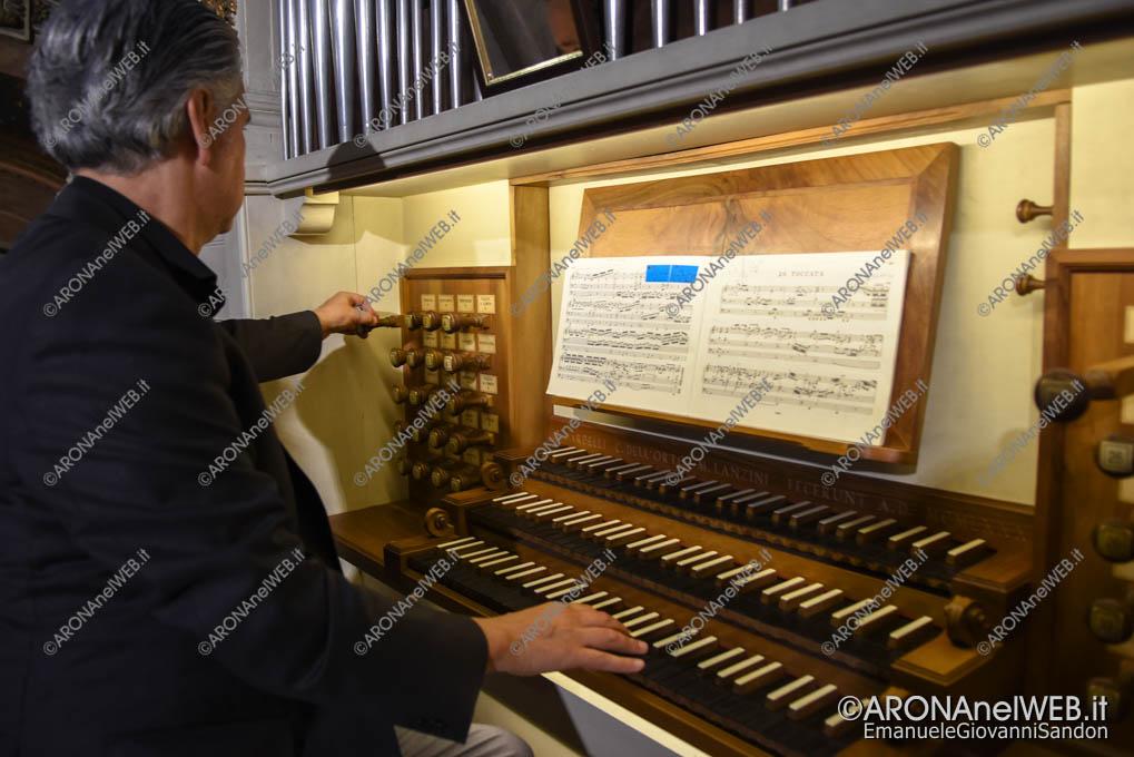 """EGS2018_20345   Aart Bergwerff al 13° Festival Organistico """"Sonata Organi"""""""