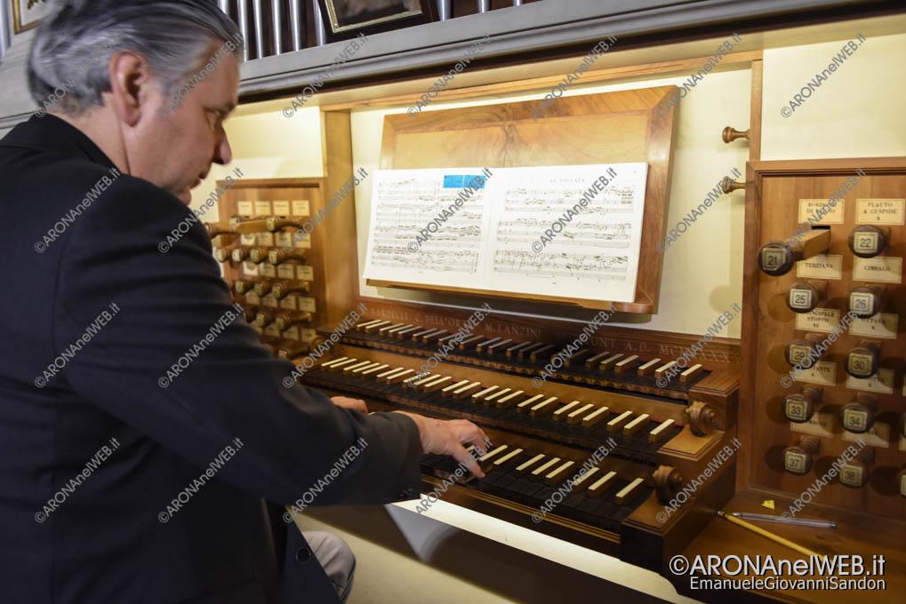 """EGS2018_20368   Aart Bergwerff al 13° Festival Organistico """"Sonata Organi"""""""