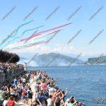 EGS2018_19794 | Aronairshow2018, l'esibizione delle Frecce Tricolori della Pattuglia Acrobatica Nazionale dell'Aeronautica Militare