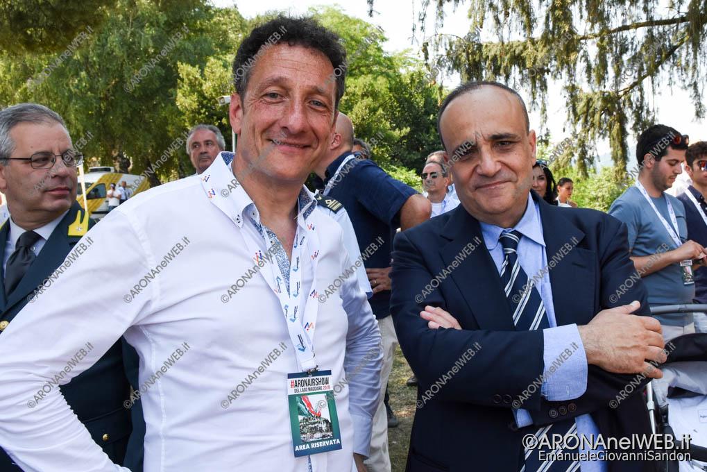 EGS2018_20666 | Il sindaco on. Alberto Gusmeroli con il ministro Alberto Bonisoli