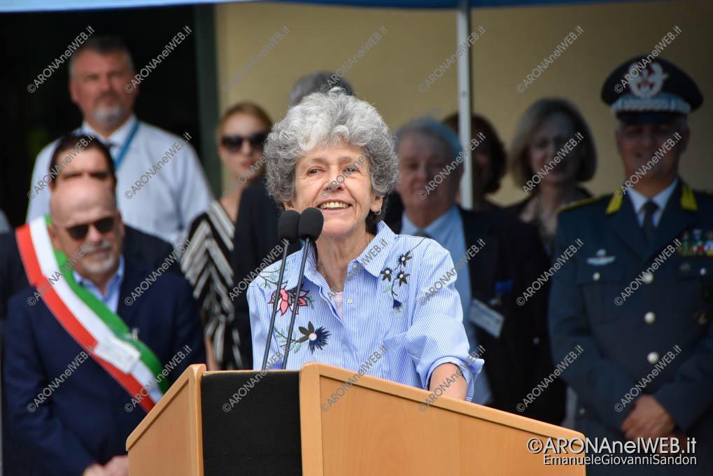 EGS2018_20934   Brigitte Landesmann, Presidente del Comitato Organizzativo del Semestre Austriaco