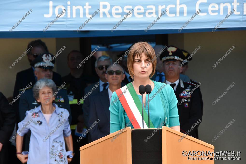 EGS2018_21011   Melissa De Santis, sindaco di Ispra