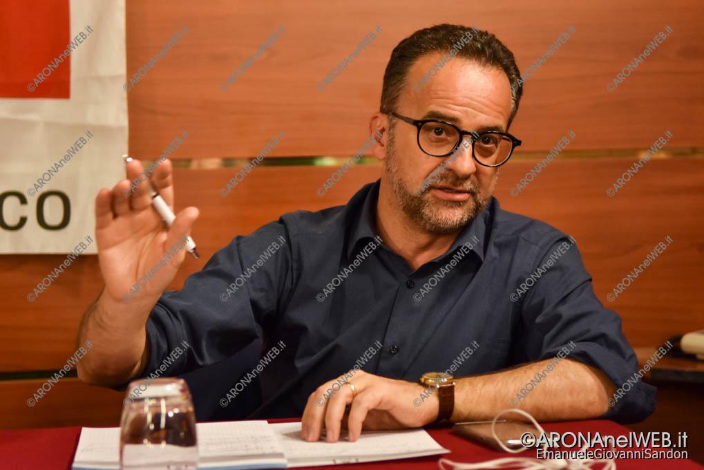 EGS2018_21079 | Augusto Ferrari, Assessore Regionale alle politiche sociali