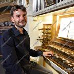 EGS2018_21688 | Christian Tarabbia all'organo Bardelli-Dell'Orto-Lanzini di Arona
