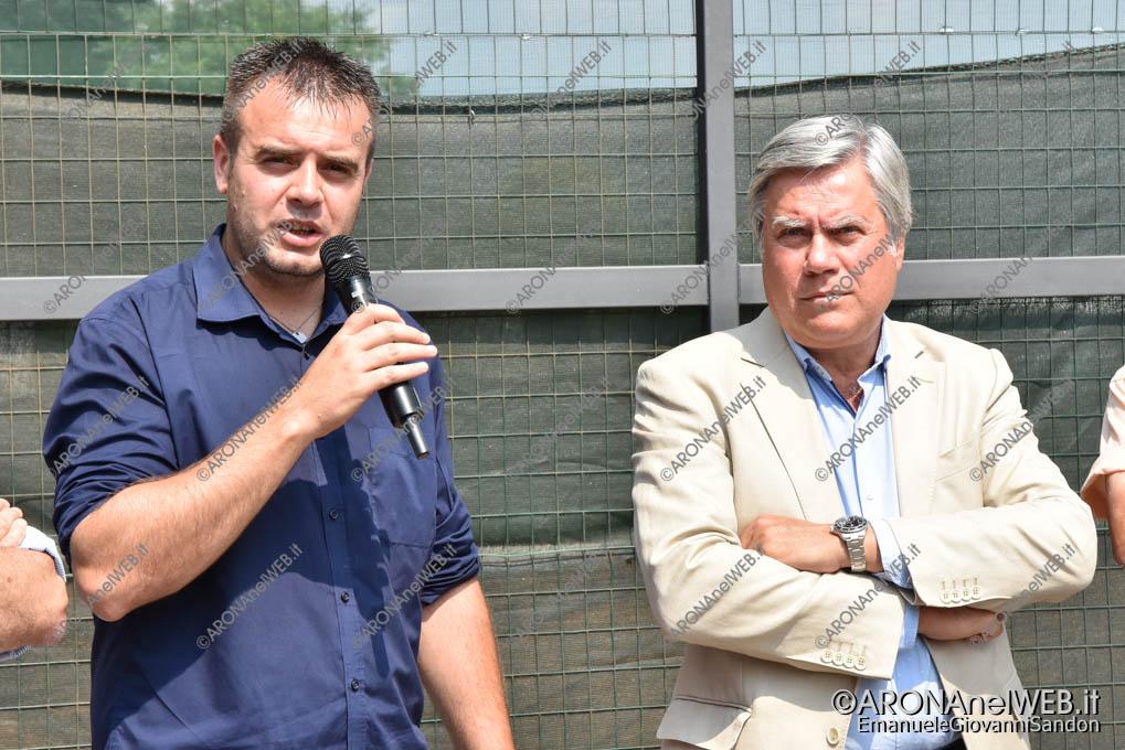 EGS2018_22378   Federico Carmine, sindaco di Cannero Riviera