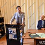 EGS2018_22969   l'intervento del sindaco Alberto Gusmeroli