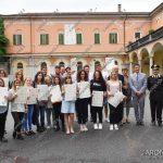 EGS2018_23161   I diplomati dell'anno scolastico 2017/2018 dell'Istituto De Filippi di Arona