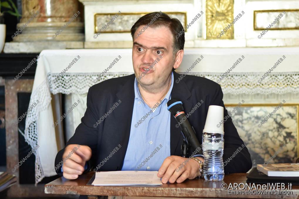 EGS2018_25916 | arc. Paolo Mira, direttore dell'Ufficio per i Beni Culturali Ecclesiastici della Diocesi di Novara