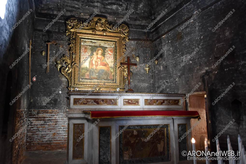 EGS2018_25987 | Interno della Casa di Loreto della Chiesa di Santa Marta ad Arona