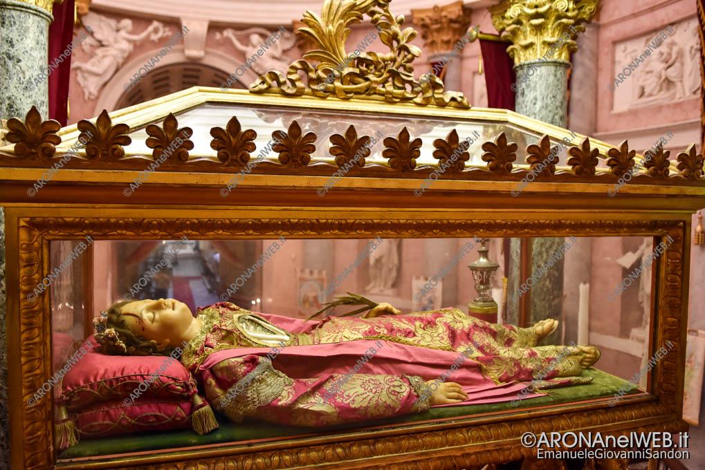 EGS2018_26565 | Sant'Alessadro martire, Chiesa parrocchiale Beata Vergine Assunta di Fontaneto d'Agogna