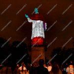 EGS2018_27664   Videomapping a cura di Electric Land alla Statua di San Carlo ad Arona