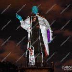 EGS2018_27741   Videomapping a cura di Electric Land alla Statua di San Carlo ad Arona