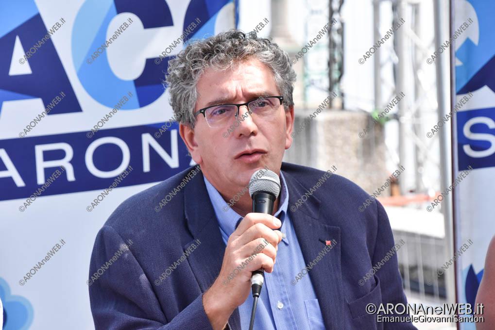 EGS2018_28045 | Giuseppe De Maria, segretario generale territoriale SPI - CGIL Novara VCO