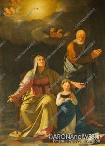 EGS2008_13163 | Giuseppe De Albertis, Educazione delle Vergine, 1826, olio su tela