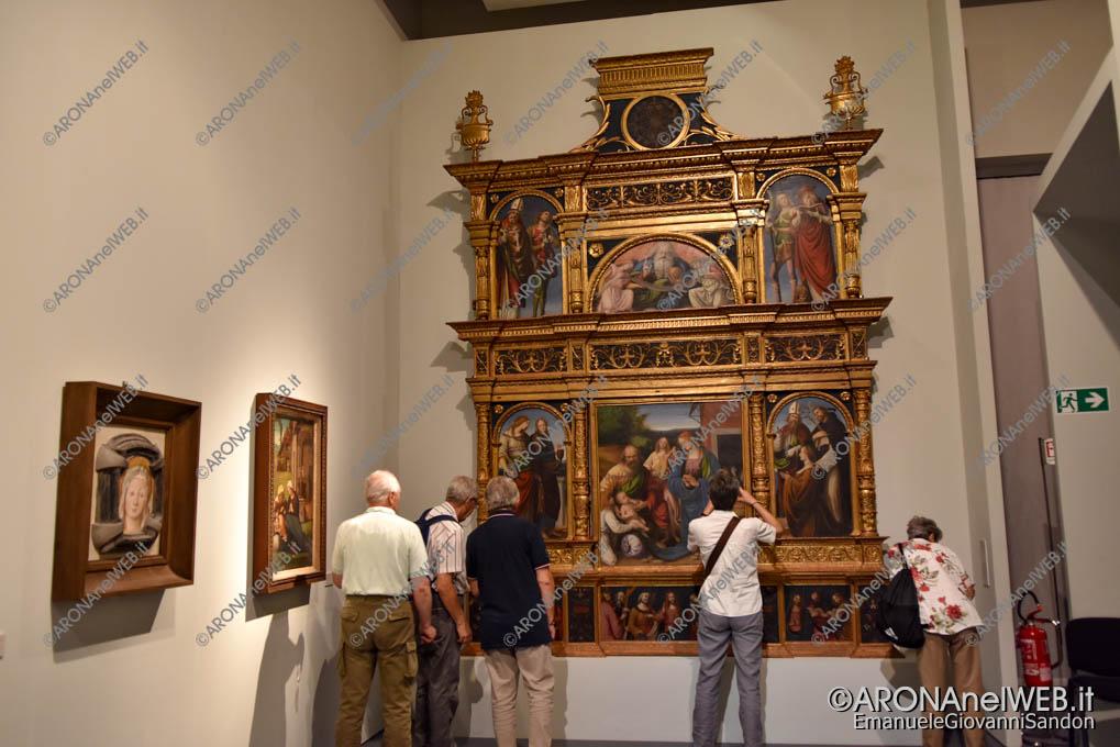 EGS2018_29075 | Il Polittico di Gaudenzio Ferrari proveniente dalla chiesa Collegiata di Santa Maria di Arona