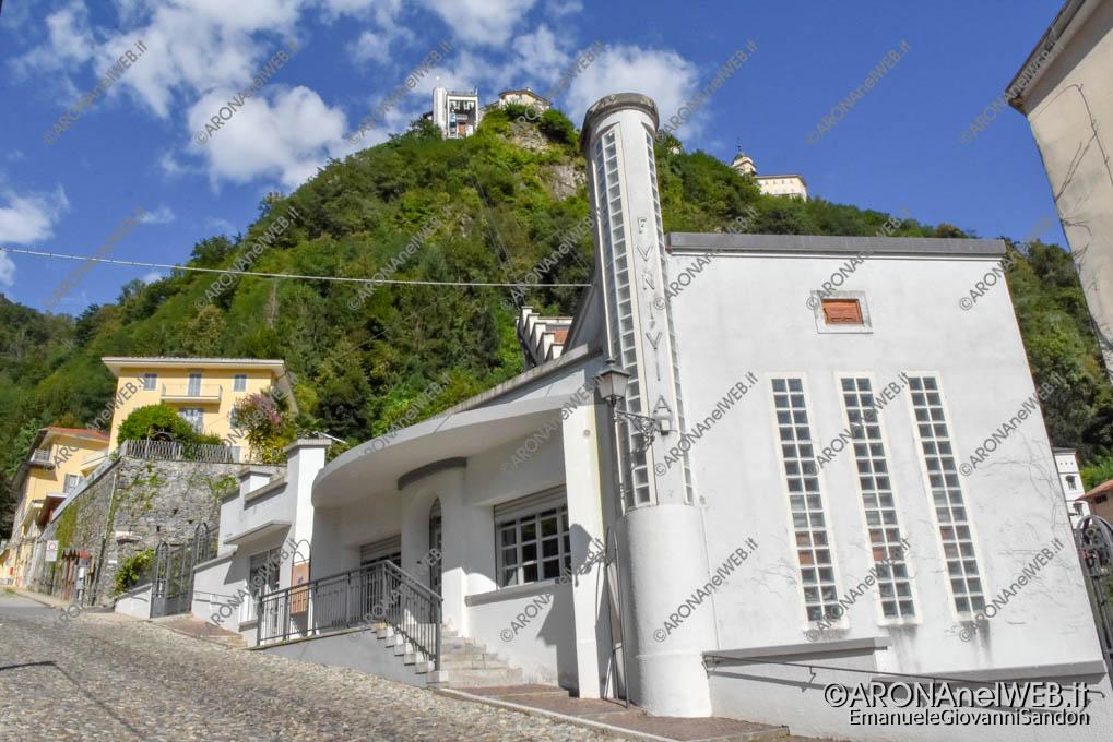 EGS2018_29178 | La funivia al Sacro Monte di Varallo