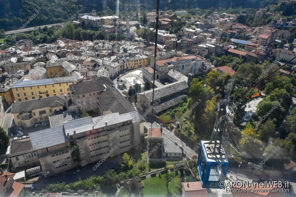 EGS2018_29182 | La funivia al Sacro Monte di Varallo