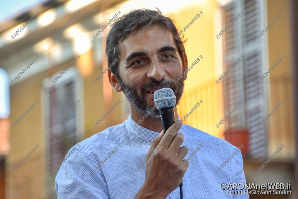 EGS2018_29301 | Luca Petruzzelli, presidente dell'associazione Festival delle due rocche